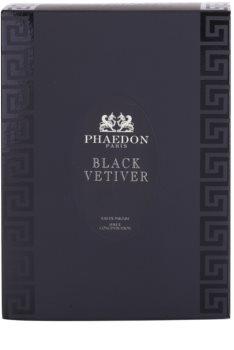 Phaedon Black Vetiver parfumska voda uniseks 100 ml