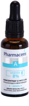 Pharmaceris A-Allergic&Sensitive E-Sensilix regeneracijski serum za oslabljeno kožo z vitaminom E