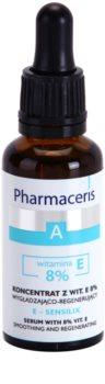 Pharmaceris A-Allergic&Sensitive E-Sensilix regenerečné sérum pre oslabenú pleť s vitamínom E