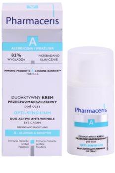 Pharmaceris A-Allergic&Sensitive Opti-Sensilium Anti-Wrinkle Eye Cream for Sensitive Skin