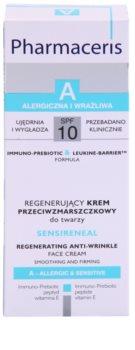 Pharmaceris A-Allergic&Sensitive Sensireneal protivráskový a regenerační krém pro velmi citlivou pleť