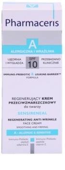 Pharmaceris A-Allergic&Sensitive Sensireneal regeneracijska krema proti gubam za zelo občutljivo kožo