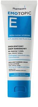 Pharmaceris E-Emotopic creme hidratante protetor para rosto e corpo