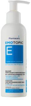 Pharmaceris E-Emotopic balsam de corp hidratant pentru utilizarea de zi cu zi