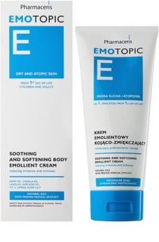 Pharmaceris E-Emotopic upokojujúca a zvláčňujúca starostlivosť na telo
