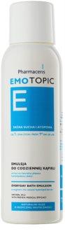 Pharmaceris E-Emotopic emulze do koupele pro každodenní použití