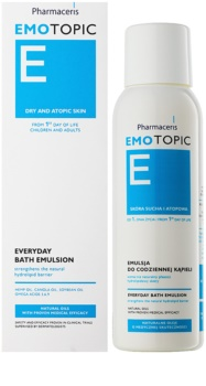 Pharmaceris E-Emotopic emulsie de baie pentru utilizarea de zi cu zi