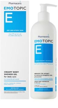 Pharmaceris E-Emotopic gel de ducha en crema para uso diario