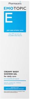 Pharmaceris E-Emotopic Creamy Shower Gel For Everyday Use