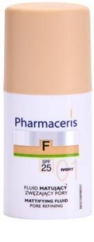 Pharmaceris F-Fluid Foundation matirajoči fluidni tekoči puder SPF 25