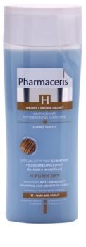 Pharmaceris H-Hair and Scalp H-Purin Dry šampon proti prhljaju za suho in občutljivo lasišče