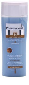 Pharmaceris H-Hair and Scalp H-Purin Dry шампоан против пърхот за сух и чувствителен скалп