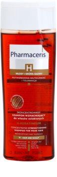 Pharmaceris H-Hair and Scalp H-Keratineum szampon wzmacniający włosy słabe