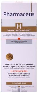 Pharmaceris H-Hair and Scalp H-Stimupurin hajnövekedést segítő és hajhullást gátló sampon
