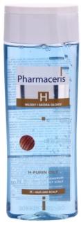 Pharmaceris H-Hair and Scalp H-Purin Oily champô para dermatite seborreica