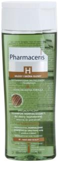 Pharmaceris H-Hair and Scalp H-Sebopurin beruhigendes Shampoo für fettiges Haar und Kopfhaut
