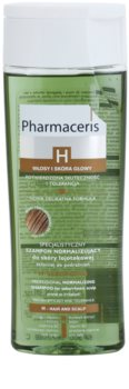 Pharmaceris H-Hair and Scalp H-Sebopurin champô apaziguador  para cabelo e couro cabeludo oleosos