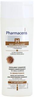 Pharmaceris H-Hair and Scalp H-Sensitonin Hautberuhigendes Shampoo für feines Haar