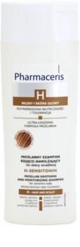 Pharmaceris H-Hair and Scalp H-Sensitonin šampón upokojujúci ciltlivú pokožku hlavy pre jemné vlasy