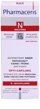 Pharmaceris N-Neocapillaries Opti-Capilaril oční omlazující krém proti otokům a tmavým kruhům