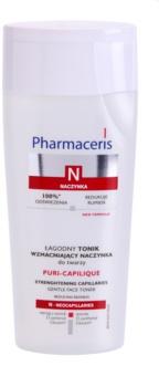 Pharmaceris N-Neocapillaries Puri-Capilique osviežujúce tonikum pre citlivú pleť so sklonom k začervenaniu