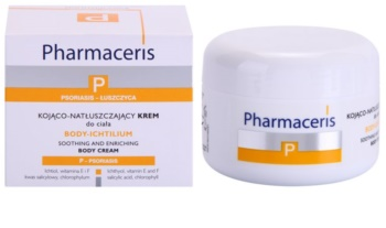 Pharmaceris P-Psoriasis Body-Ichtilium zklidňující tělový krém při projevech lupénky