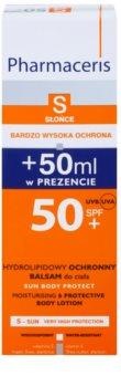 Pharmaceris S-Sun Moisturising Body Lotion SPF50+