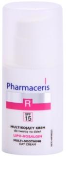 Pharmaceris R-Rosacea Lipo-Rosalgin die beruhigende Creme für empfindliche Haut mit der Neigung zum Erröten