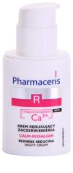 Pharmaceris R-Rosacea Calm-Rosalgin upokojúci nočný krém pre citlivú pleť so sklonom k začervenaniu