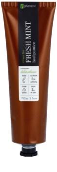 Phenomé Holistic Pleasure Green Tea exfoliační pasta na paty