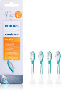 Philips Sonicare For Kids HX6044/33 náhradní hlavice pro zubní kartáček 4 ks