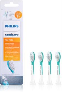 Philips Sonicare For Kids Standard HX6044/33 náhradné hlavice na zubnú kefku 4 ks
