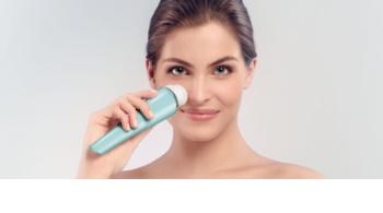 Philips VisaPure Essential SC5278/13 čistiaca kefka na pleť + 2 náhradné hlavice