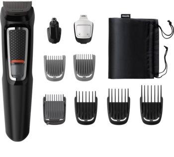 philips multigroom series mg3740 15 tondeuse cheveux et barbe. Black Bedroom Furniture Sets. Home Design Ideas