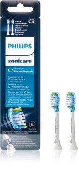 Philips Sonicare Premium Plaque Defence Standard HX9042/17 cabeças de reposição para escova de dentes 2 pçs