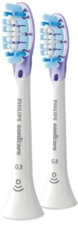 Philips Sonicare Premium  HX9052/17 końcówki wymienne do szczoteczki do zębów
