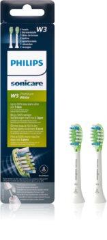 Philips Sonicare Premium White Standard HX9062/17 testine di ricambio per spazzolino