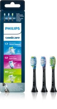 Philips Sonicare Premium  HX9073/33 náhradní hlavice pro zubní kartáček