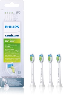 Philips Sonicare Optimal White Standard HX6064/10 Replacement Heads For Toothbrush