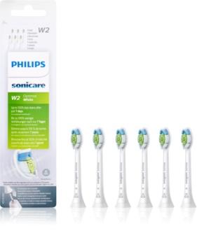 Philips Sonicare Standard Optimal HX6066/10 náhradní hlavice pro zubní kartáček