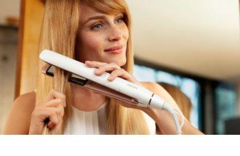 Philips StraightCare HP8374/00 žehlička na vlasy