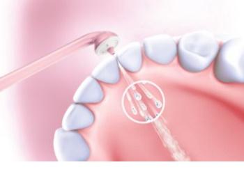 Philips Sonicare AirFloss HX8012/33 zamjenske glave za tuš za zube