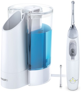 Philips Sonicare AirFloss Ultra HX8462/01 dispositivo de higiene interdental com reposição automática