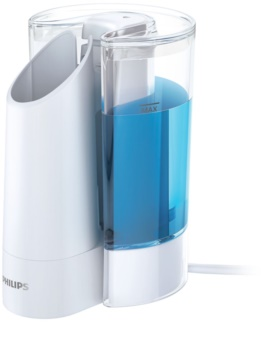 Philips Sonicare AirFloss Ultra HX8462/01 přístroj pro mezizubní hygienu s automatickým doplňováním