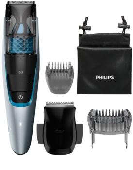 Philips Beardtrimmer Series 7000 BT7210/15 Baard Trimmer met Zuiger