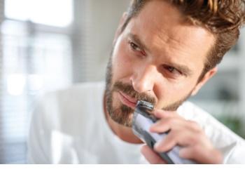 Philips Beardtrimmer Series 7000 BT7210/15 машинка за подстригване на брада със засмукване на косъмчетата