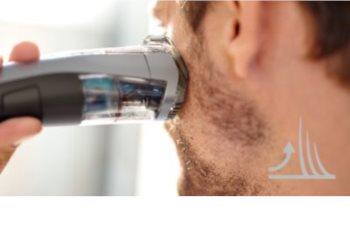 Philips Beardtrimmer Series 7000 BT7210/15 Vacuum Beard Trimmer