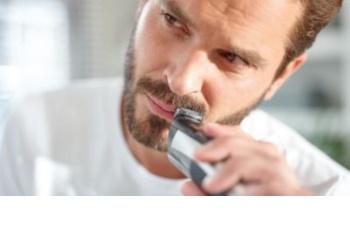 Philips Beardtrimmer Series 7000 BT7210/15 aparador de barba com aspiração