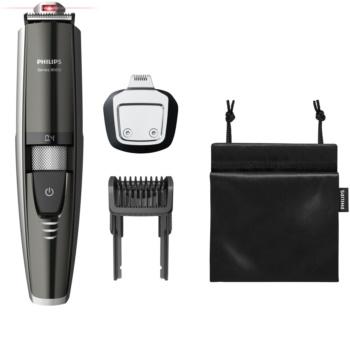 Philips Beardtrimmer Series 9000 BT9297/15 trymer do brody z prowadnicą laserową