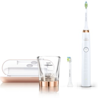 Philips Sonicare DiamondClean HX9312/04 escova de dentes elétrica sónica com um copo de carregamento
